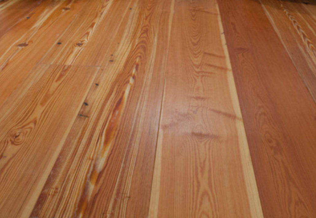 Reclaimed Collection Wide Plank Flooring Details J